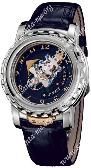 Ulysse Nardin Freak 28'800 VH Mens Wristwatch 020-88