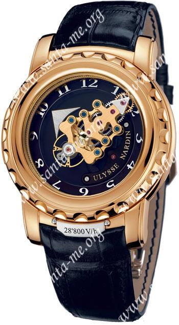 Ulysse Nardin Freak 28'800 VH Mens Wristwatch 026-88