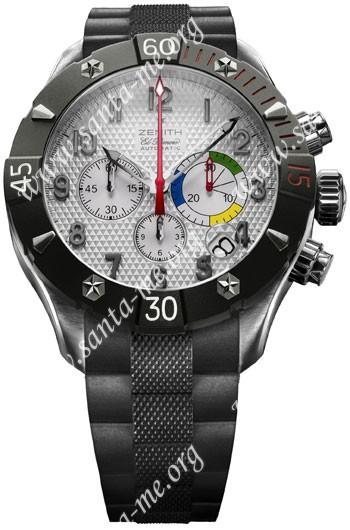 Zenith Defy Classic Chrono Aero Mens Wristwatch 03.0526.4000.01.R642