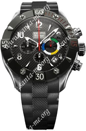 Zenith Defy Classic Chrono Aero Mens Wristwatch 03.0526.4000.21.R642
