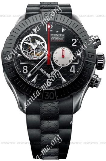 Zenith Defy Xtreme Open El Primero Mens Wristwatch 03.0531.4021-21.R672