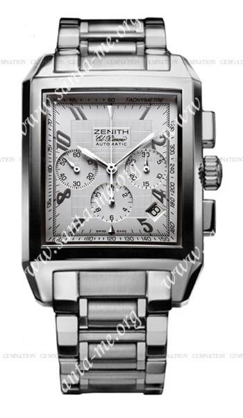 Zenith Port Royal Grande El Primero Mens Wristwatch 03.0550.400.02.M550