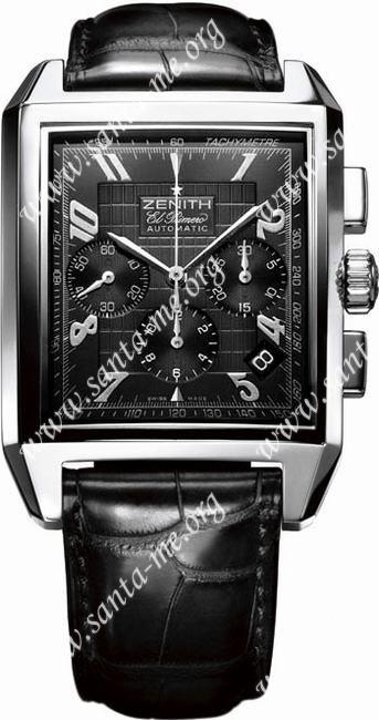 Zenith Port Royal Grande El Primero Mens Wristwatch 03.0550.400.22.C503