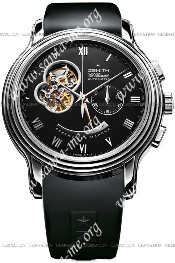 Zenith Chronomaster XXT Open Mens Wristwatch 03.1260.4021-21.R529