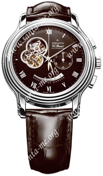 Zenith Chronomaster XXT Open Mens Wristwatch 03.1260.4021-72.C551