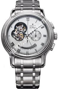 Zenith Chronomaster XXT Open Mens Wristwatch 03.1260.4021.01.M