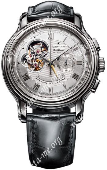 Zenith Chronomaster XXT Open Mens Wristwatch 03.1260.4021.02.C505