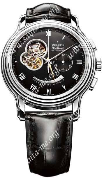 Zenith Chronomaster XXT Open Mens Wristwatch 03.1260.4021.21.C