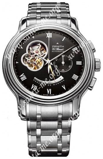 Zenith Chronomaster XXT Open Mens Wristwatch 03.1260.4021.21.M1260