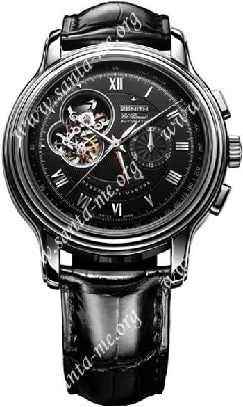 Zenith Chronomaster XXT Open Mens Wristwatch 03.1260.4021.22.C