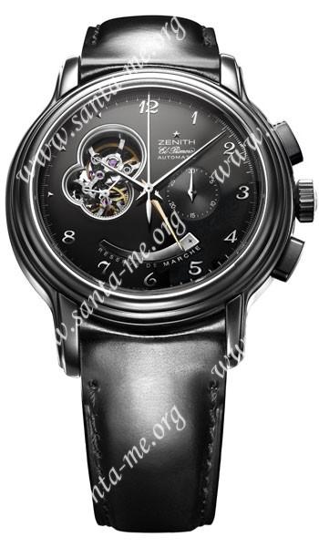 Zenith Chronomaster XXT Open Mens Wristwatch 03.1260.4021.95.C614