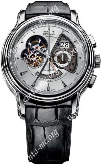 Zenith Chronomaster XXT Open Mens Wristwatch 03.1260.4039-01.C611