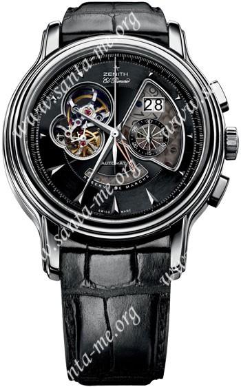 Zenith Chronomaster XXT Open Mens Wristwatch 03.1260.4039-21.C611
