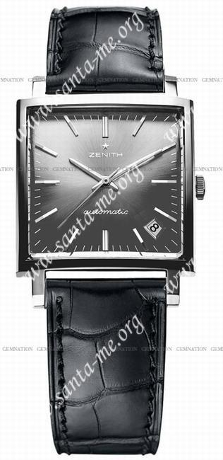Zenith Vintage 1965 Mens Wristwatch 03.1965.670-91.C591