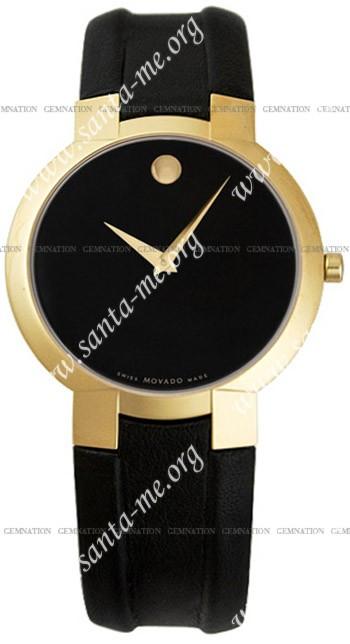 Movado  Mens Wristwatch 0605042