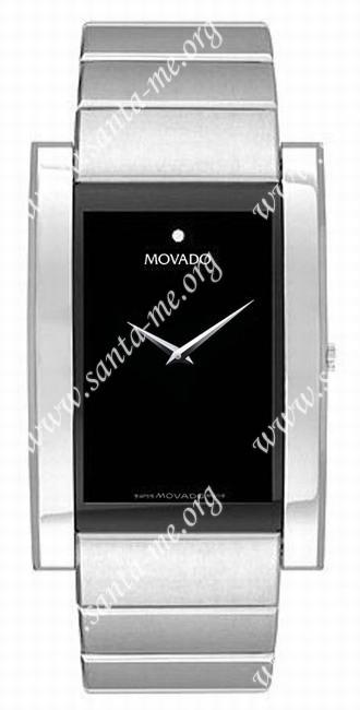 Movado  Mens Wristwatch 0605393