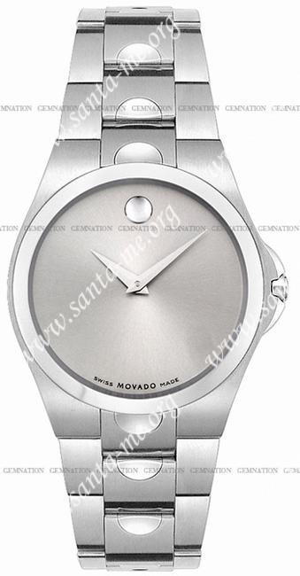 Movado  Mens Wristwatch 0605557
