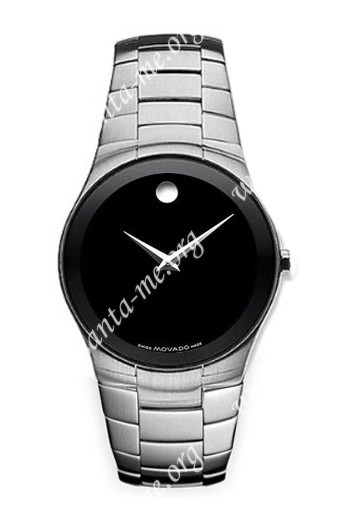 Movado  Mens Wristwatch 0605608