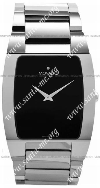 Movado  Mens Wristwatch 0605621