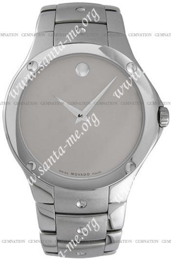Movado  Mens Wristwatch 0605789