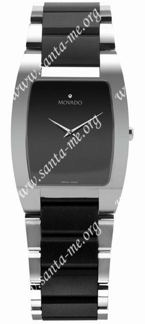 Movado  Mens Wristwatch 0605850