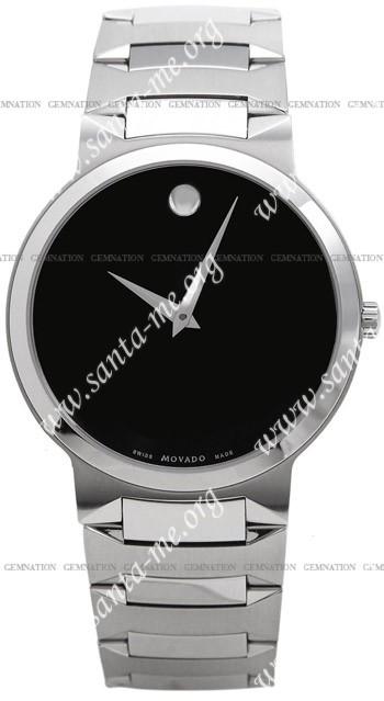Movado  Mens Wristwatch 0605903