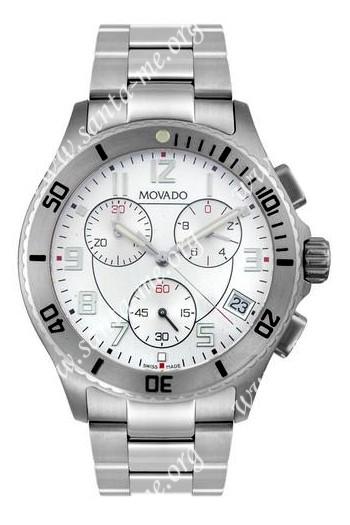 Movado  Mens Wristwatch 0605969