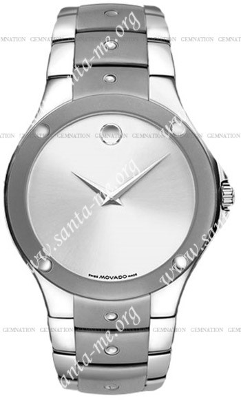 Movado  Mens Wristwatch 0605989