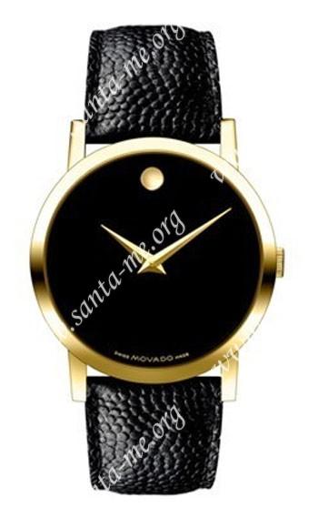 Movado Museum Classic Mens Wristwatch 0606086