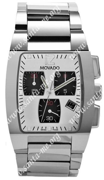 Movado Fiero Chronograph Mens Wristwatch 0606091