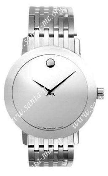Movado  Mens Wristwatch 0606171