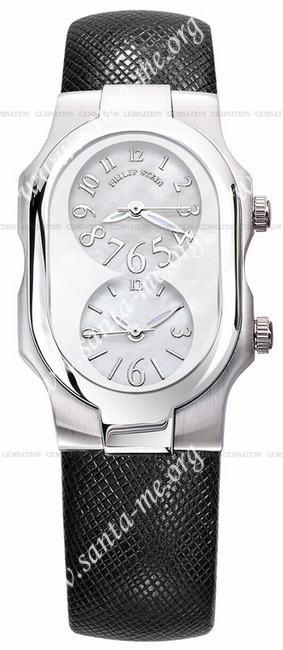 Philip Stein Teslar Small Ladies Wristwatch 1-F-FSMOP-PRB