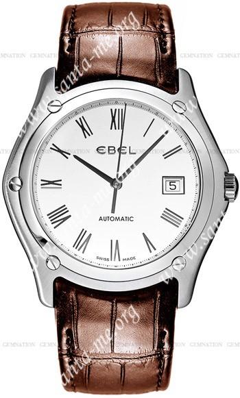 Ebel Classic Automatic XL Mens Wristwatch 1215632