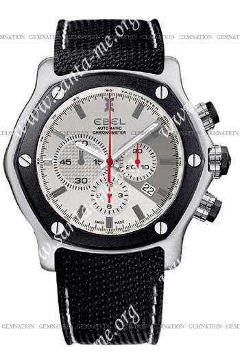 Ebel 1911 Tekton Mens Wristwatch 1215885