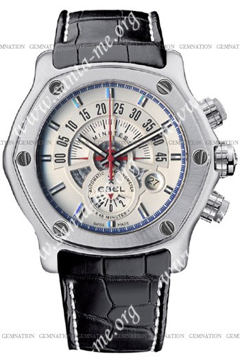 Ebel 1911 Tekton Mens Wristwatch 1215908