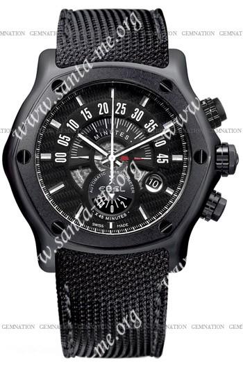 Ebel 1911 Tekton Mens Wristwatch 1215911