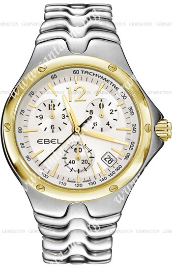 Ebel  Mens Wristwatch 1251K51-6711