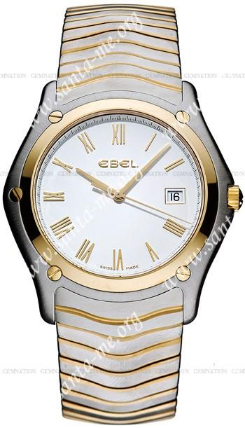 Ebel Classic Mens Wristwatch 1255F51-0225