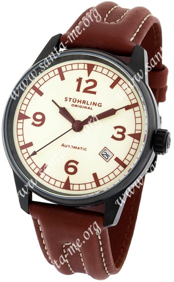 Stuhrling  Mens Wristwatch 129.3315E15