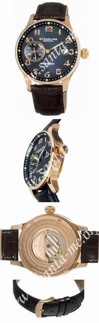 Stuhrling Heritage Mens Wristwatch 148.33451