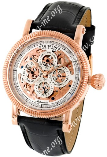Stuhrling  Mens Wristwatch 150A.33452