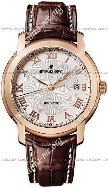 Audemars Piguet Jules Audemars Selfwinding Mens Wristwatch 15120OR.OO.A088CR.03