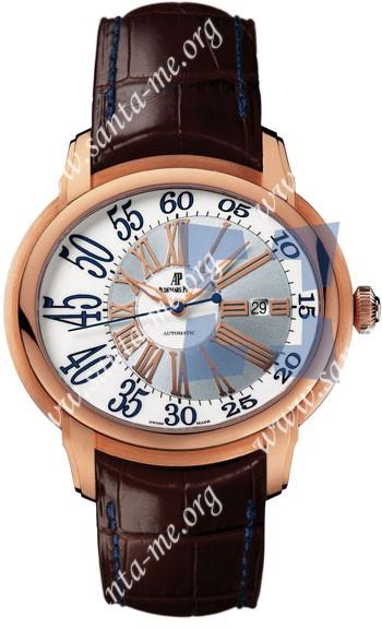 Audemars Piguet Millenary Mens Wristwatch 15320OR.OO.D093CR.01