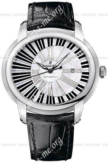 Audemars Piguet Millenary Mens Wristwatch 15325BC.OO.D102CR.01