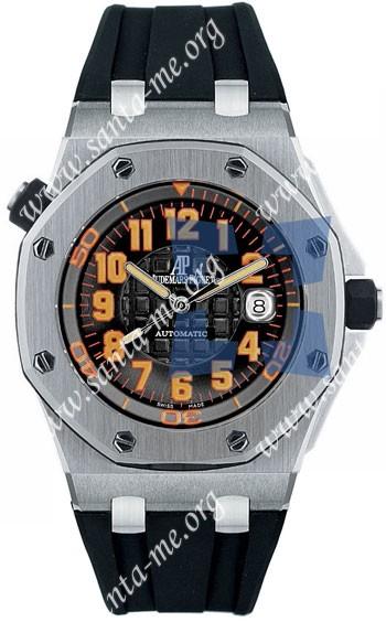 Audemars Piguet Royal Oak Offshore Scuba Mens Wristwatch 15701ST.OO.D002CA.01