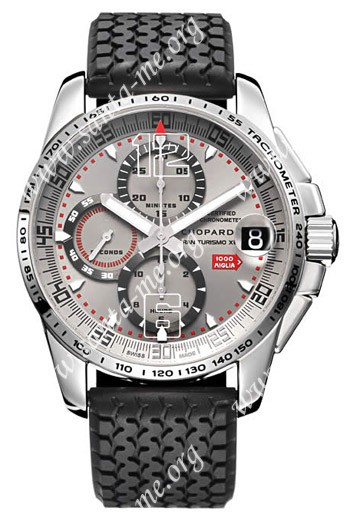 Chopard Mille Miglia GT XL Chrono 2007 Chronograph Mens Wristwatch 16.8489