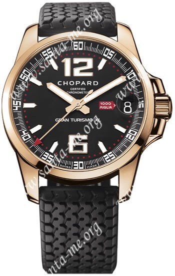 Chopard Mille Miglia Gran Turismo XL Mens Wristwatch 161264-5001