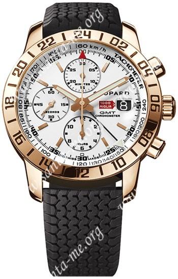 Chopard Mille Miglia GMT Mens Wristwatch 161267-5001