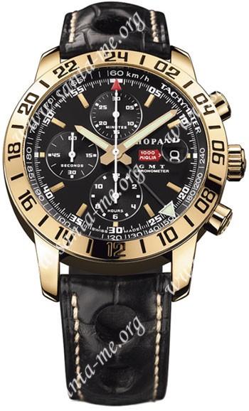 Chopard Mille Miglia GMT Mens Wristwatch 161267-5002