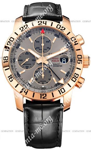 Chopard Mille Miglia GMT Mens Wristwatch 161267-5003